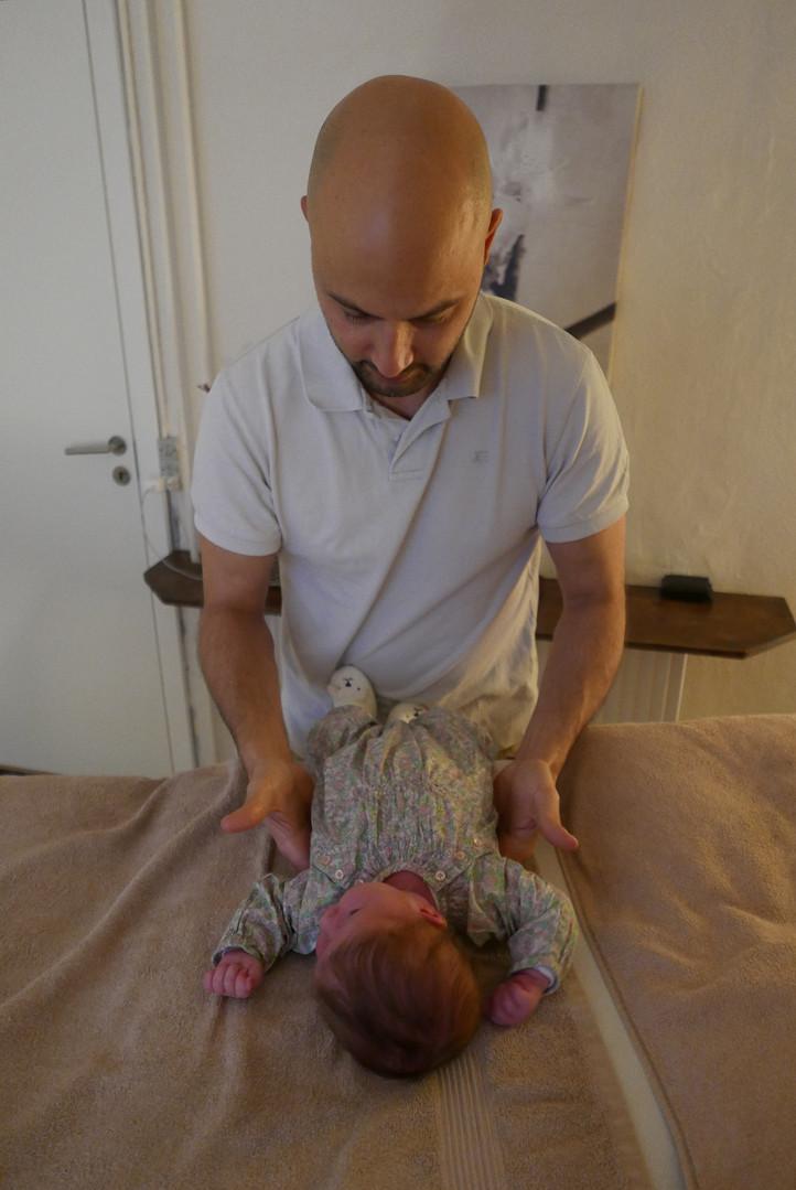 Baby check up II