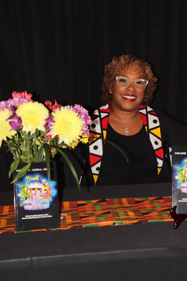 Alysse Daniels, creator and author of Adventures with Mariah