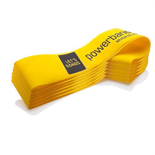 רצועת כוח מיני יחיד – צהוב