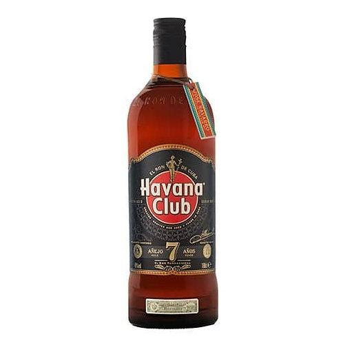 Havana 7 anos Rum 40% 70 cl