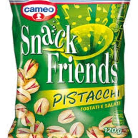 Snack Friends Pistacchi
