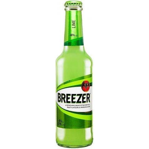 Breezer Lime