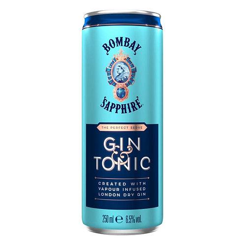 Gin Tonic Bombay Sapphire