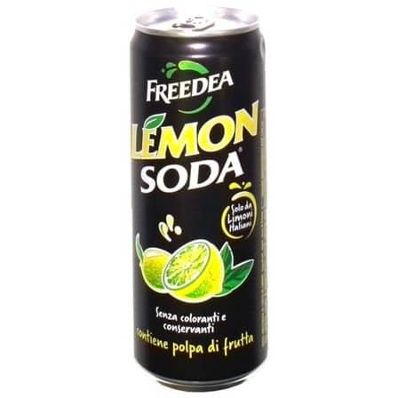 Limonata Lemon Soda