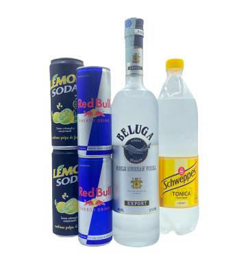 Luxury Vodka Mix