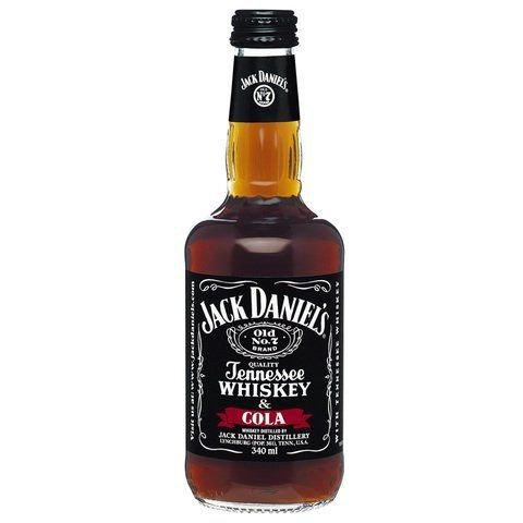 Jack Daniel's + Coca Cola (cl.275)