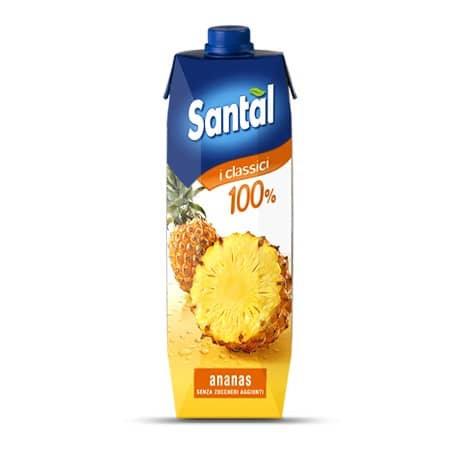 Santal Succo Ananas 1 LT