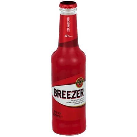 Breezer fragola