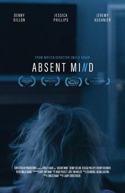 Absent Mind Poster w/Laurels