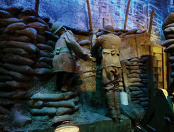 National WWI Museum - Trenches