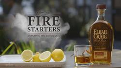 Elijah Craig Bourbon - Fire Starters