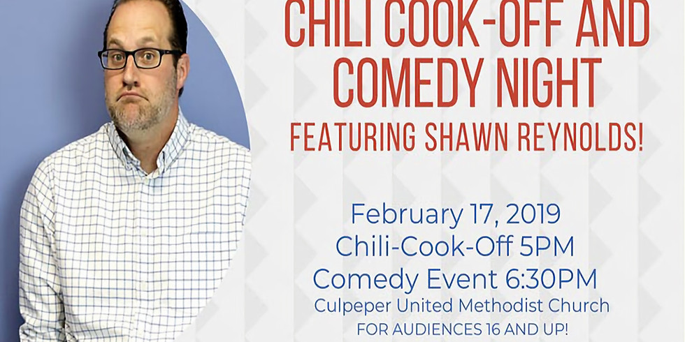 Comedy Night & Chili Contest