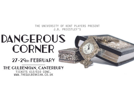 Tickets on sale for Dangerous Corner, 27-29 February 2020