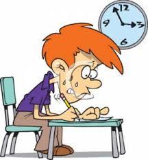 «Άγχος των μαθητών»