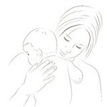 μητέρα-και-νεογέννητο-σκίτσο-29247537.jp