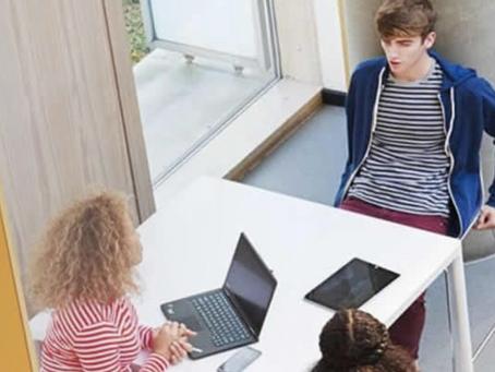 Microsoft's Shape the Future K-12 education program