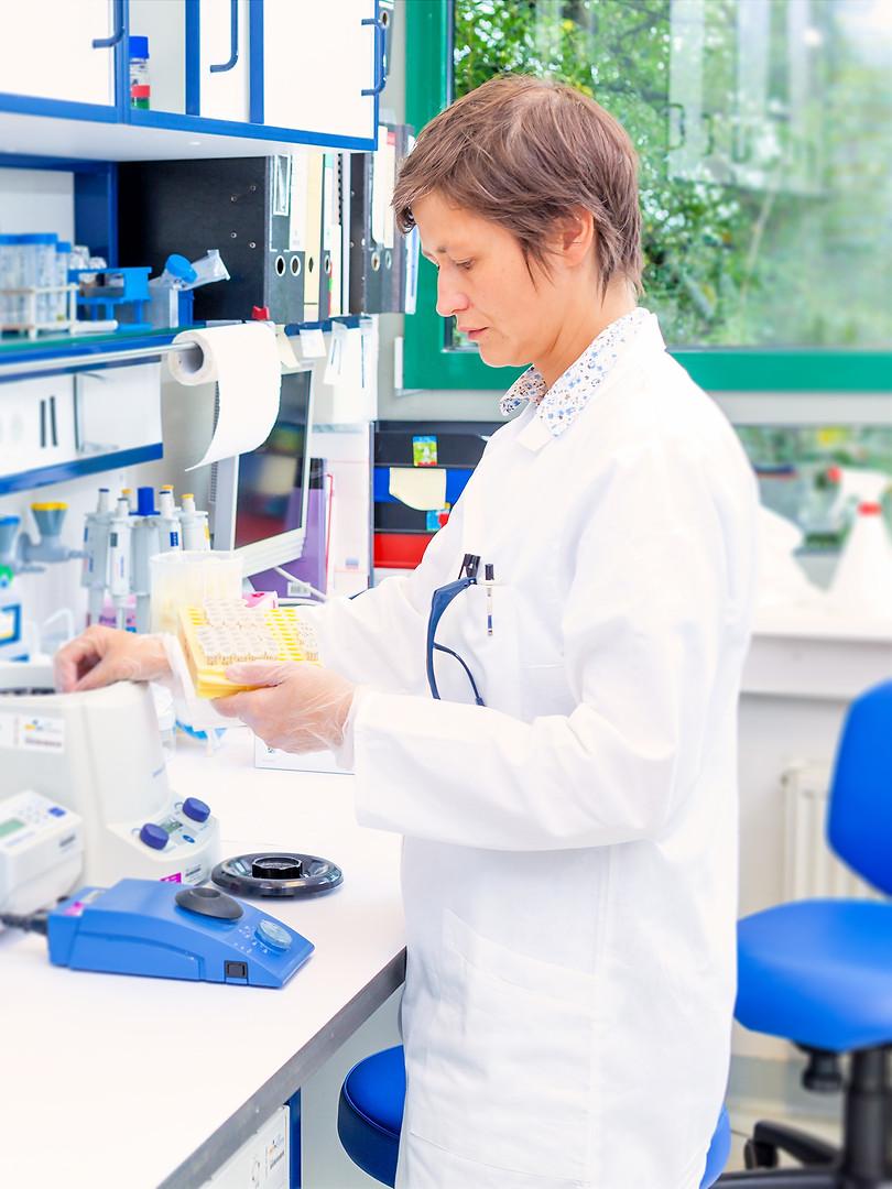 Chemical Microbioligist Testing