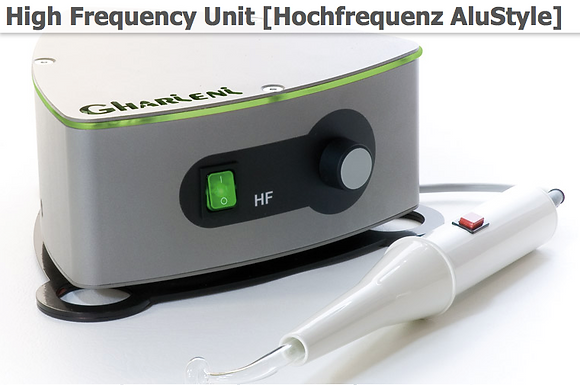 High Frequency Unit [Hochfrequenz AluStyle]