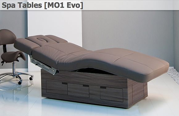 SPA Tables M01 Evo