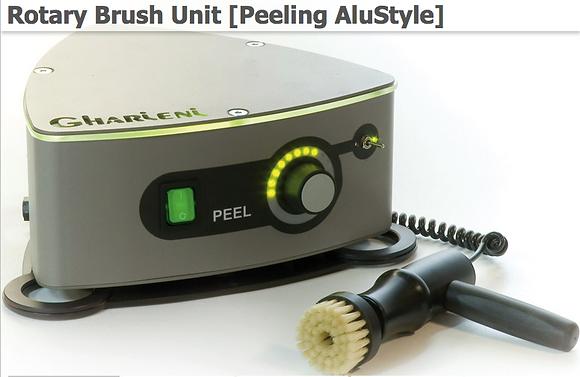 Rotary Brush Unit [Peeling AluStyle]