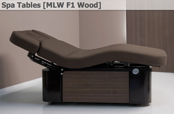 SPA Tables MLW F1 Wood