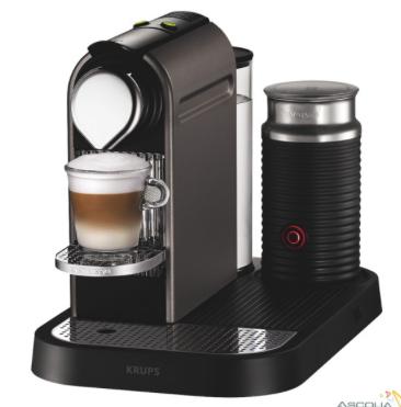 COFFEE MACHINES : CITIZ MILK