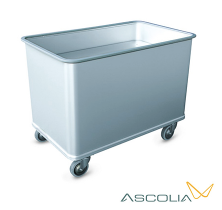 CONTAINER TROLLEYS : MESSIPI