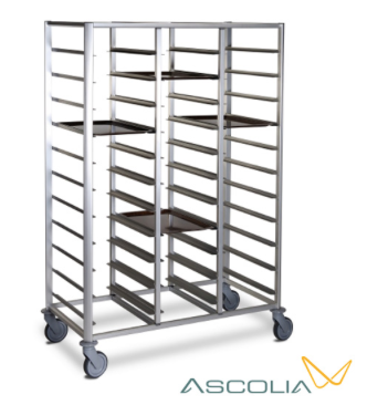 CATERING TROLLEYS : VICTORIA