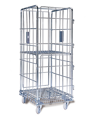 CONTAINER TROLLEYS : LEDA