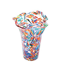 Firework vase
