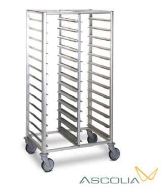 CATERING TROLLEYS : BAIKAL