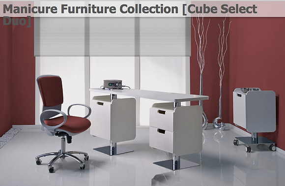 Manicure Furniture Collection [Cube Select Duo]