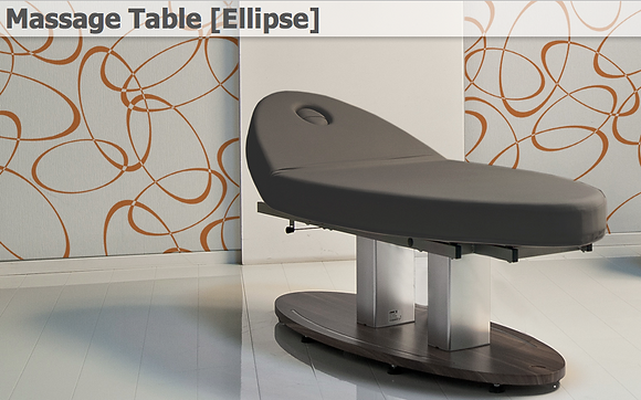 Massage Table Ellipse