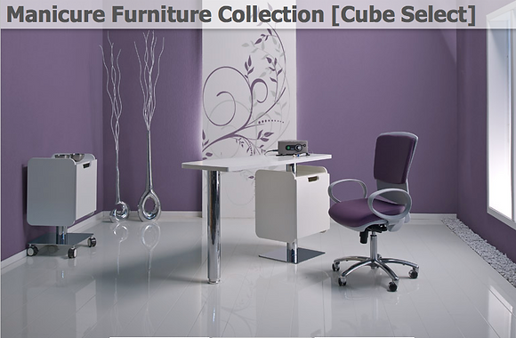Manicure Furniture Collection [Cube Select]