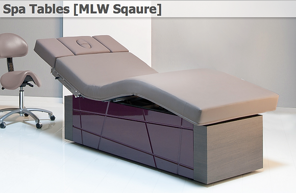 SPA Tables MLW Sqaure