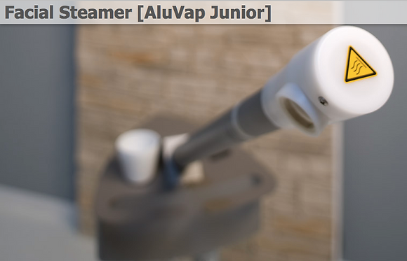 Facial Steamer [AluVap Junior]