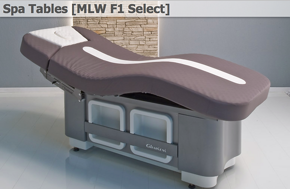 SPA Tables MLW F1 Select