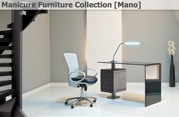 Manicure Furniture Collection [Mano]