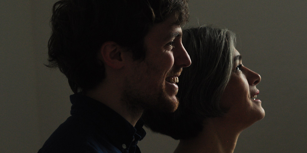 """Elodie Alice & Eddie Dhaini """"Poésie musicale improvisée"""" - Le Solztice"""