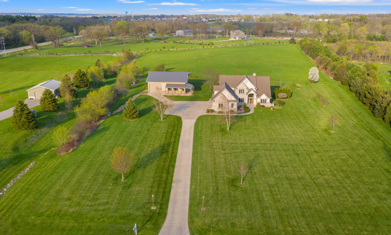 Aerial View of Home and 6.69 Acres.jpg