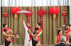 Pipa & Chinese cheongsam show