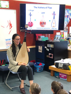 Discover China Music Workshop