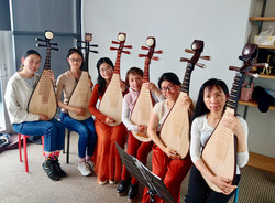 Pipa group lesson