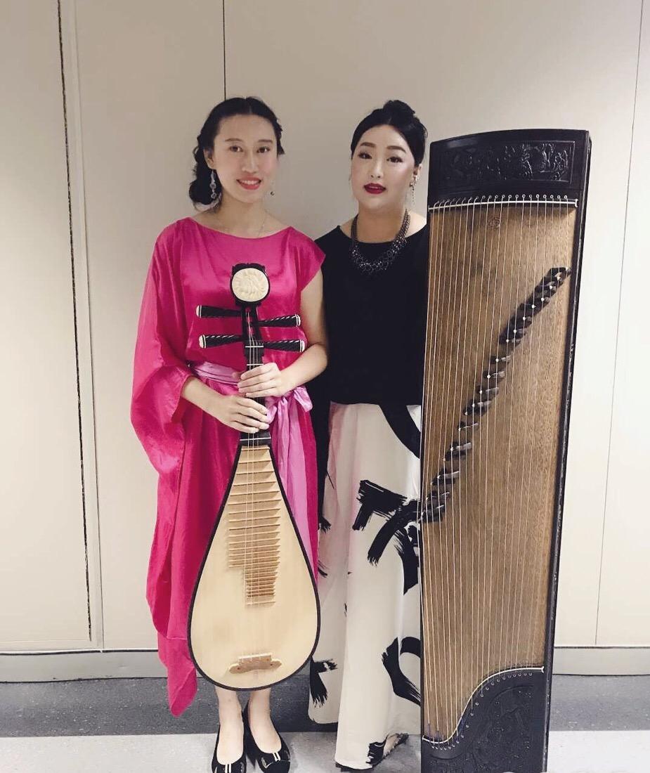 Pipa & Guzheng duet
