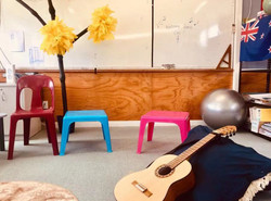 Deliver music therapy sessions to school kids