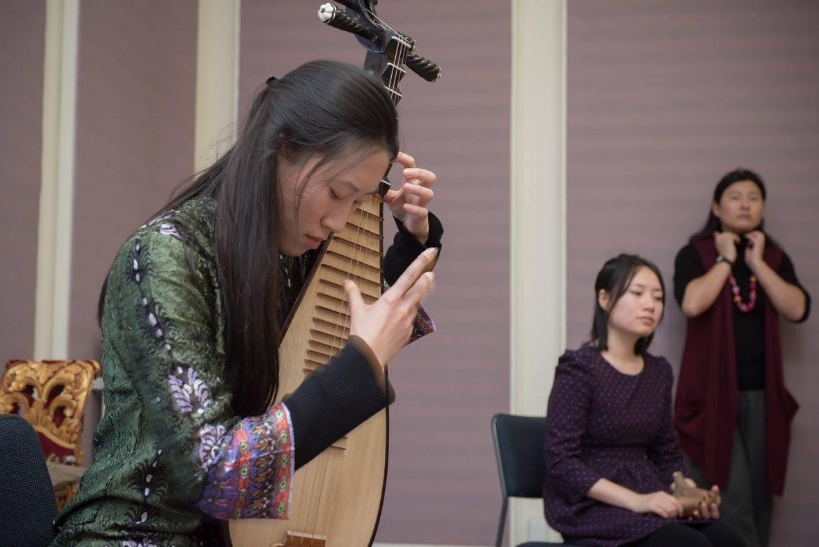 Asian Pacific Music Studio Launch