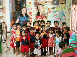 Music teaching in Sri Lanka