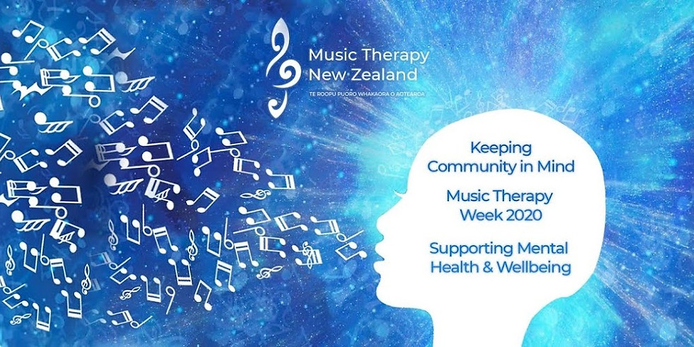 Keeping Community in Mind in Collaboration with Music Therapy Week