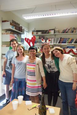Friends in Mandarin Corner