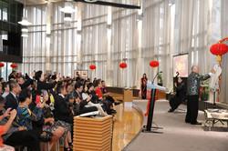 The Parliamentary CNY Celebration